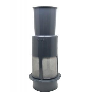 Filtro Cinza para Liquidificador Philips Walita HR2067, RI2054