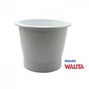 Tigela Branca 3,5L para Batedeira Philips Walita RI7110, RI7115