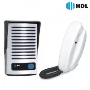 Porteiro Eletrônico Hdl F8-ntl Unidade Externa + Interna