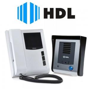 Vídeo Porteiro Visor Colorido HDL Sense Classic S Com Visão Noturna