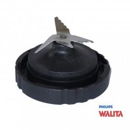 Faca Preta para Liquidificador Philips Walita RI2044, RI2054, RI2083, RI2087