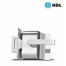 Fechadura Elétrica HDL PV90 1R-L Af com Puxador