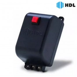 Fonte Hdl Tra-400 C/botão P/ Fechadura E Porteiro Eletrônico