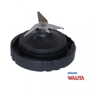 Faca Preta para Liquidificador Philips Walita RI2083, RI2044, RI2054