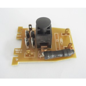 Botão Ligar 220v Mixer Philips Walita RI1600, RI1601, RI1602