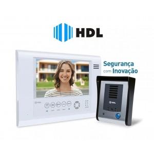 Vídeo Porteiro Eletrônico HDL Sense Seven S - Função Siga-me e Visão Noturna