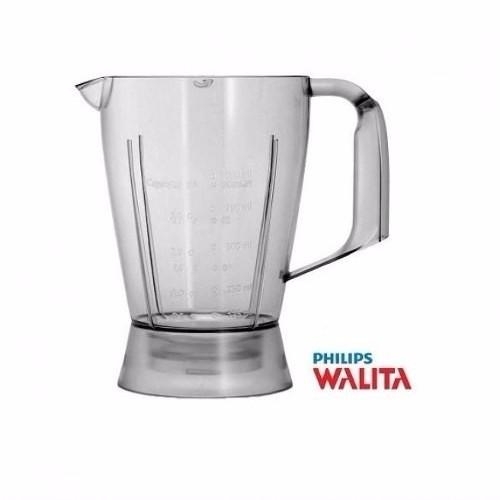 Copo do Liquidificador para Processador Philips Walita RI7625, RI7629