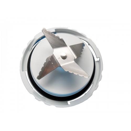 Faca Branca para Liquidificador Philips Walita RI2044 (com anel)