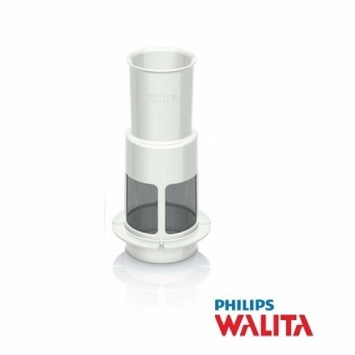 Filtro Branco para Liquidificador e Processador Philips Walita RI1764, RI1774, RI1784, RI2008, RI2034, RI2035,  RI2044, RI7743, RI7746