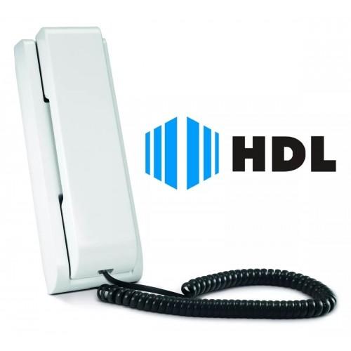 Monofone Extensão Interfone Hdl AZ-S02 para Porteiro Eletrônico