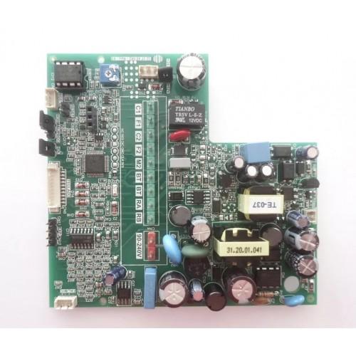 Placa De Circuito Impresso Principal Porteiro Hdl F12-s